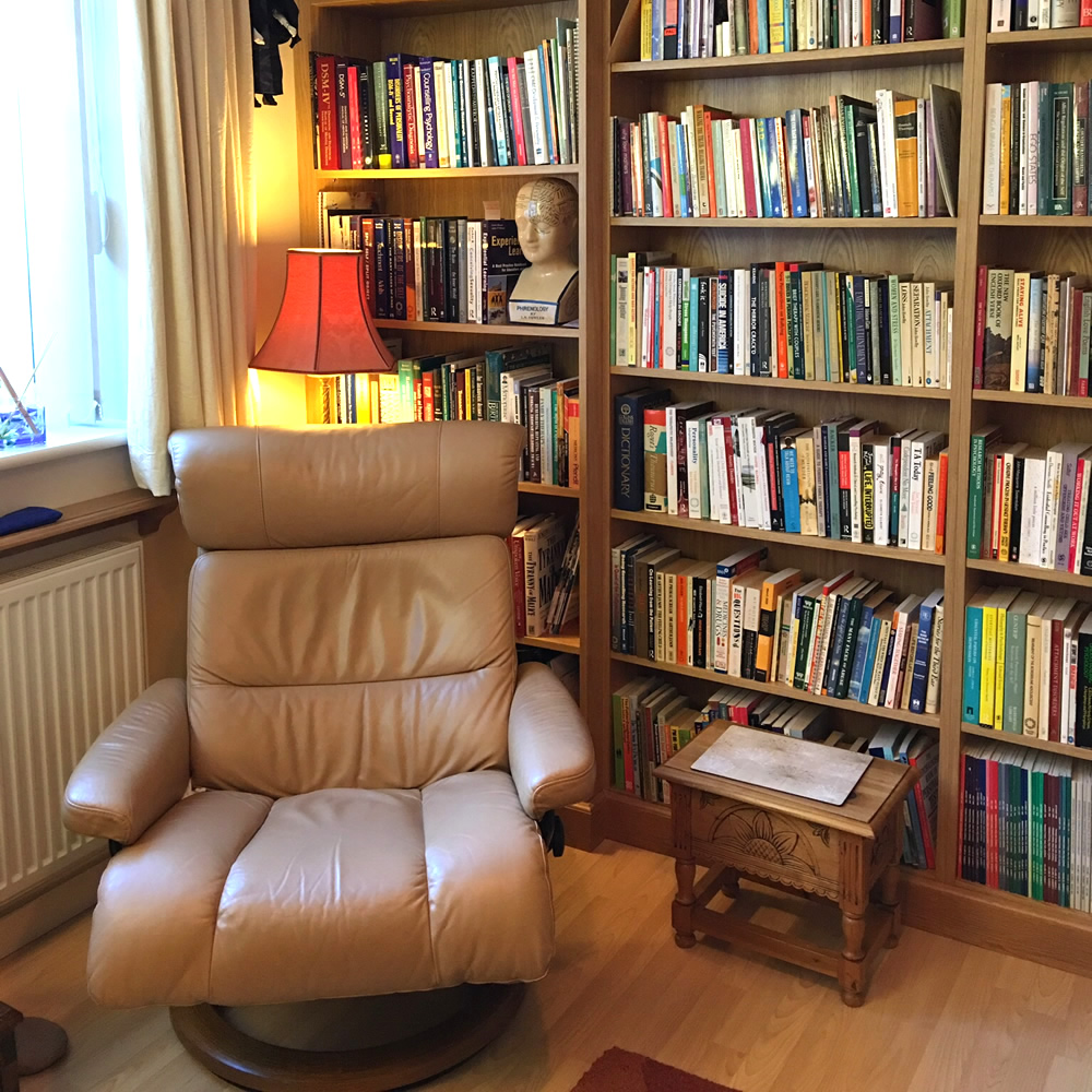 psychotherapist in york
